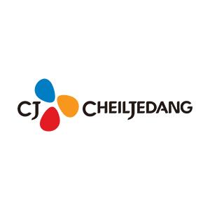 CJ제일제당(주)의 기업로고