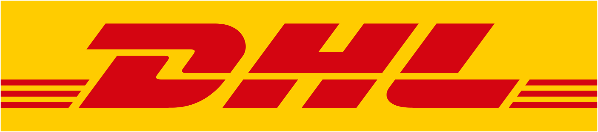디에이치엘의 계열사 (주)디에이치엘코리아의 로고