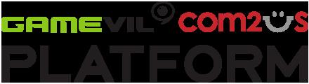게임빌의 계열사 (주)게임빌컴투스플랫폼의 로고