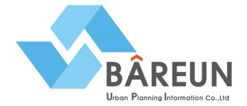 도시정보법인바른(주)의 기업로고