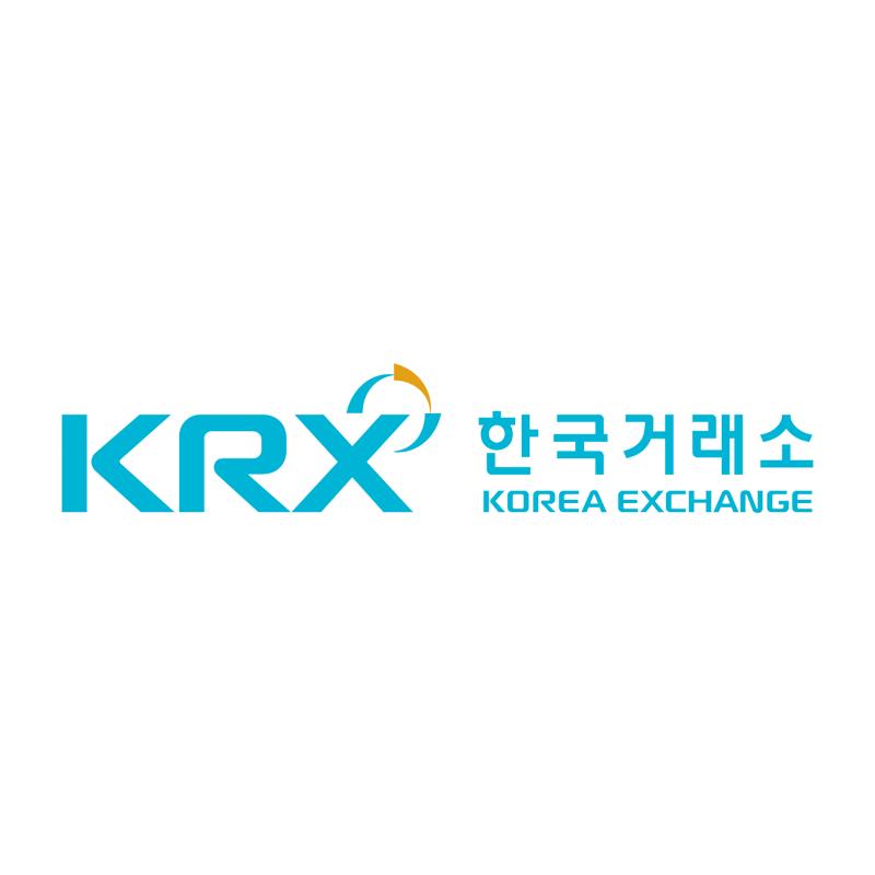 한국거래소의 계열사 (주)한국거래소의 로고