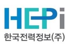 한국전력정보(주)의 기업로고