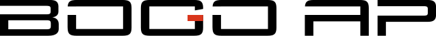 삼보모터스의 계열사 보고에이피(주)의 로고