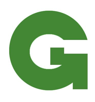 (주)그린이엔지의 기업로고