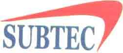 (주)써브텍의 기업로고
