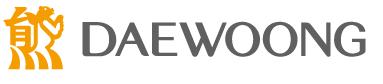 대웅의 계열사 (주)대웅테라퓨틱스의 로고