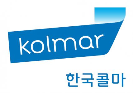 한국콜마홀딩스의 계열사 한국콜마홀딩스(주)의 로고