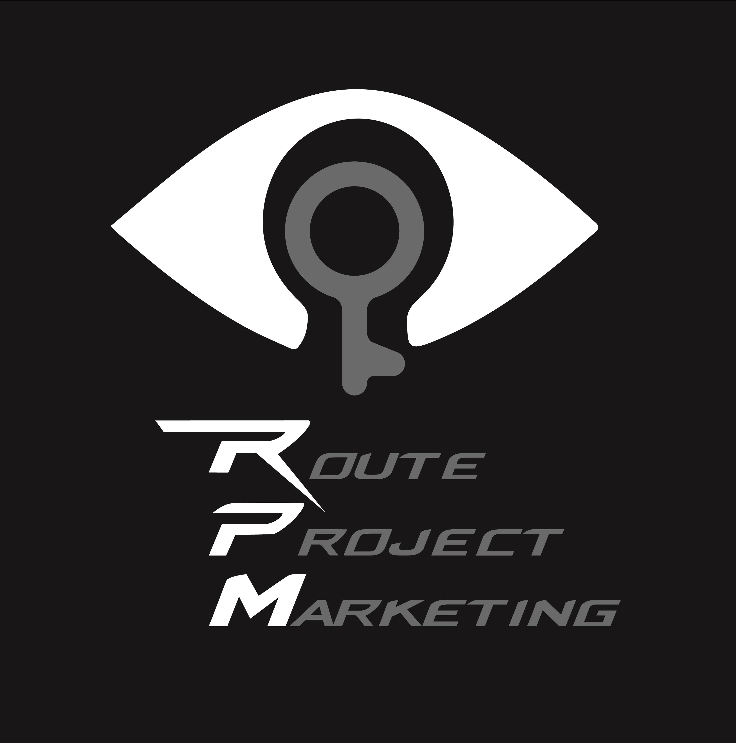 (주)루트프로젝트마케팅의 기업로고
