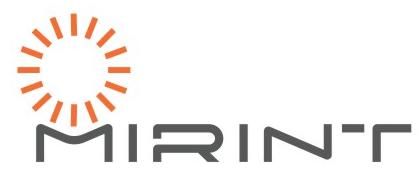 (주)미린트의 기업로고