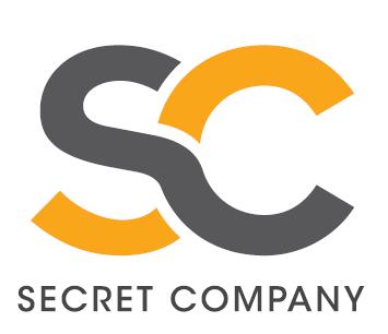 시크릿 컴퍼니( Secret Company)의 기업로고