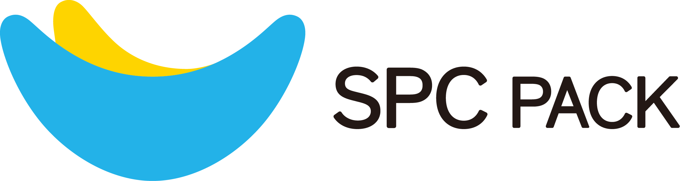SPC의 계열사 (주)에스피씨팩의 로고