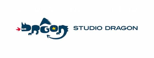 스튜디오드래곤(주)의 기업로고