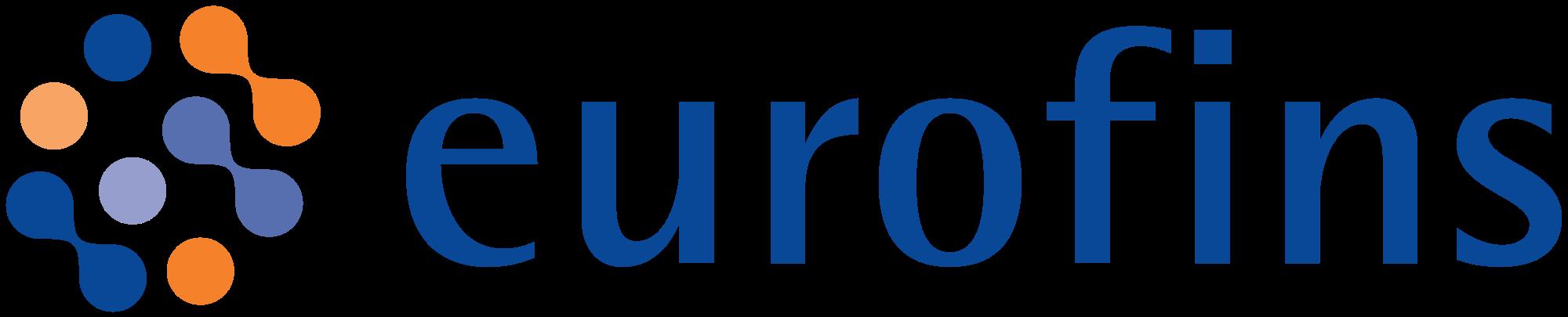 (주)한국유로핀즈분석서비스의 기업로고