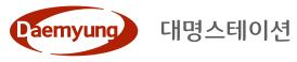 소노인터내셔널의 계열사 (주)대명스테이션의 로고