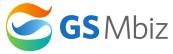 GS의 계열사 지에스엠비즈(주)의 로고