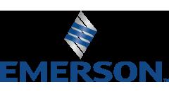 한국에머슨의 계열사 한국에머슨(주)의 로고