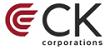 씨케이코퍼레이션즈의 계열사 씨케이코퍼레이션즈(주)의 로고