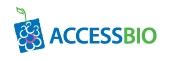우리들제약의 계열사 (주)엑세스바이오코리아의 로고