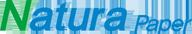 연합자산관리의 계열사 나투라페이퍼(주)의 로고