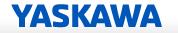 한국야스카와전기(주)의 기업로고
