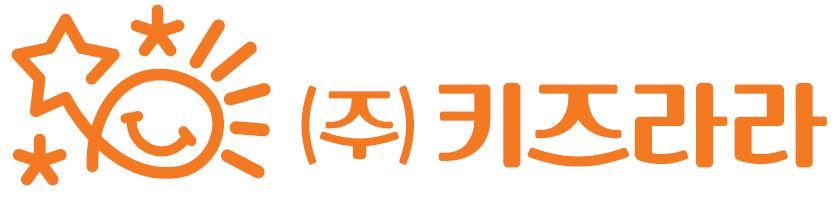 강원랜드의 계열사 (주)키즈라라의 로고