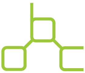 케이피엠테크의 계열사 오비씨(주)의 로고