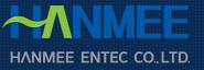 (주)한미엔텍의 기업로고