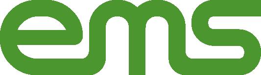 성도이엔지의 계열사 (주)이엠에스의 로고