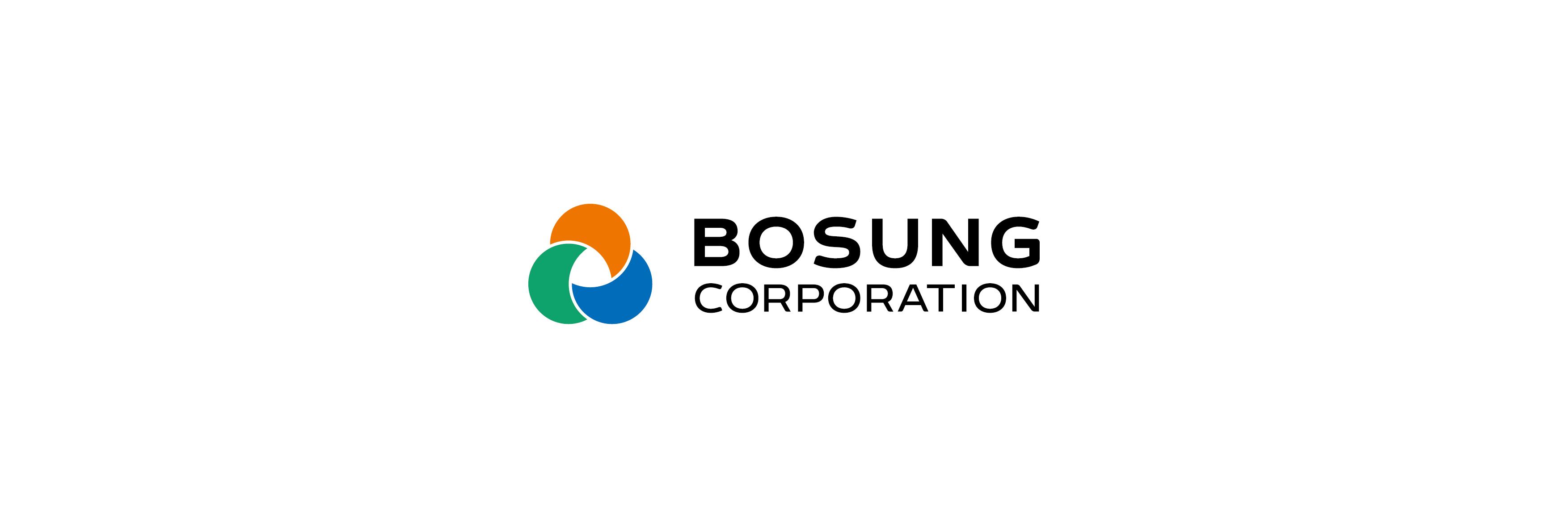 로하스리빙의 계열사 보성산업(주)의 로고