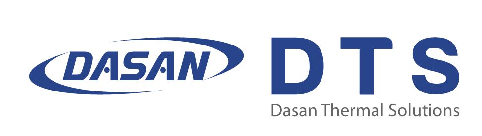 다산그룹의 계열사 (주)디티에스의 로고