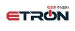 이화전기공업의 계열사 이트론(주)의 로고