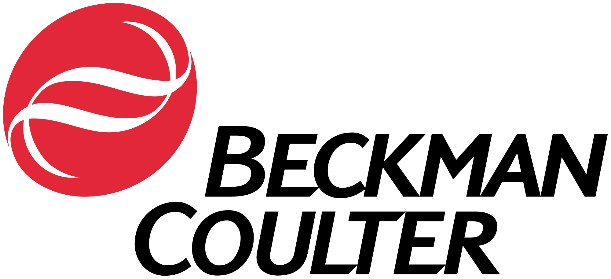 한국벡크만쿨터(주)의 기업로고