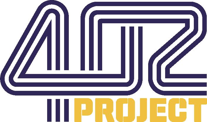 (주)프로젝트402의 기업로고