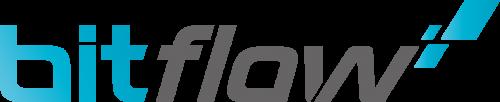 비트플로(주)의 기업로고