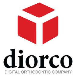 덴티스의 계열사 (주)디오코의 로고