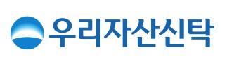 우리금융의 계열사 우리자산신탁(주)의 로고