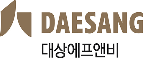 대상의 계열사 대상에프앤비(주)의 로고