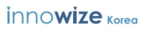 이노와이즈코리아의 계열사 (주)이노와이즈코리아의 로고