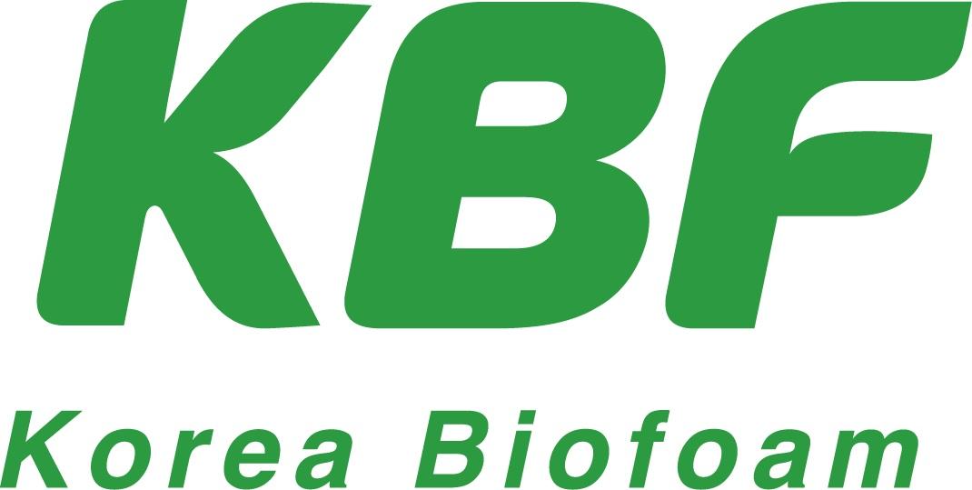 BGF의 계열사 케이비에프(주)의 로고
