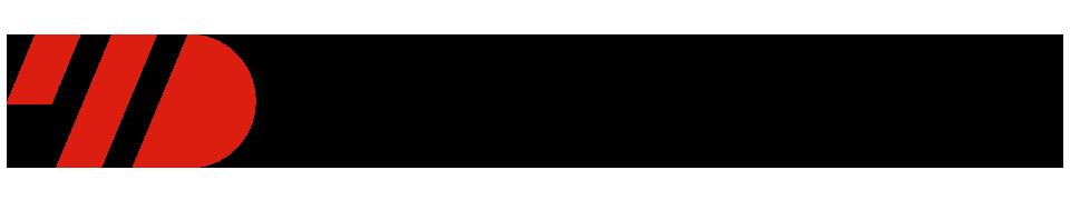 포디리플레이코리아(주)의 기업로고