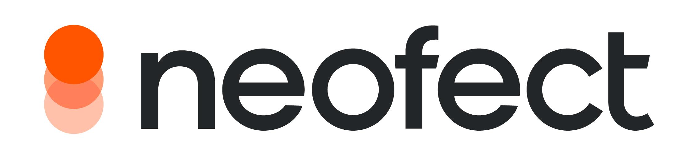 네오펙트의 계열사 (주)네오펙트의 로고