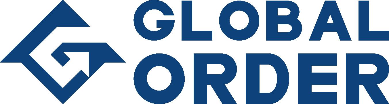 (주)글로벌오더의 기업로고