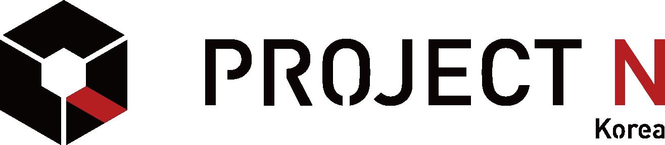 (주)프로젝트엔의 기업로고