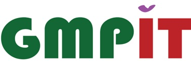 (주)지엠피아이티의 기업로고