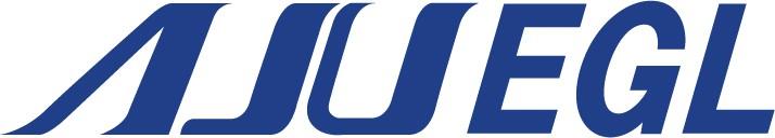 아주스틸의 계열사 아주이지엘(주)의 로고