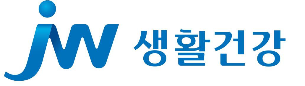 JW홀딩스의 계열사 제이더블유생활건강(주)의 로고