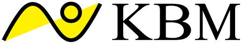 케이비엠(주)의 기업로고