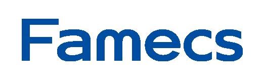 오토닉스의 계열사 (주)파멕스의 로고
