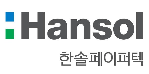 한솔의 계열사 한솔페이퍼텍(주)의 로고