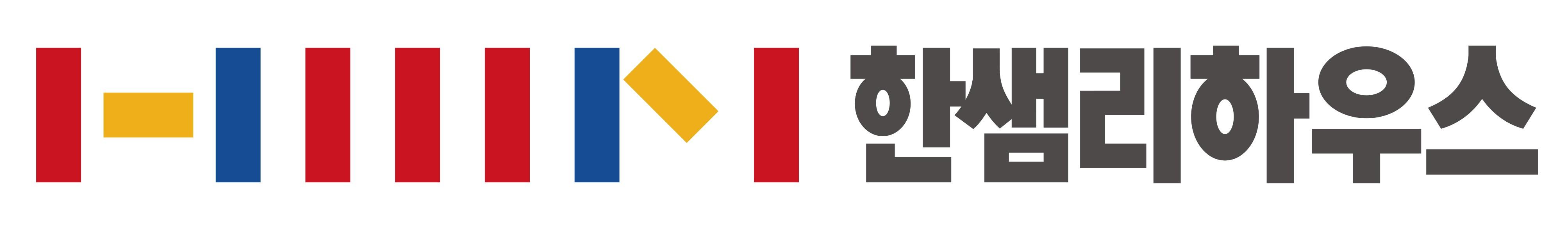 한샘의 계열사 한샘리하우스 보네르대리점의 로고